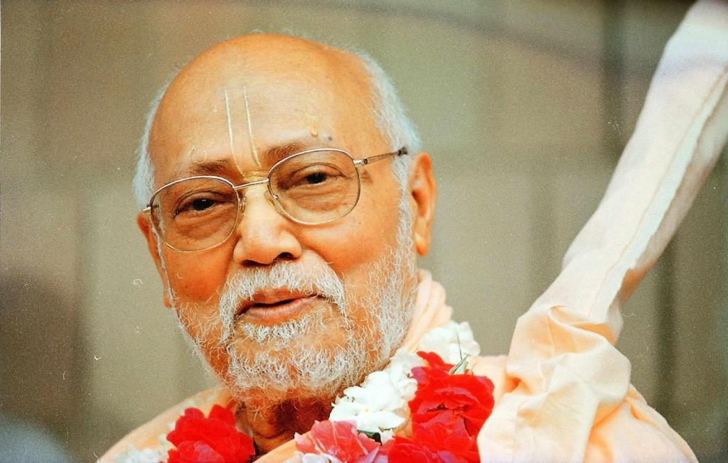 bhakti balabh tirtha goswami maharaja