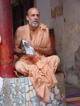 swami bhakti bhavana wisznu