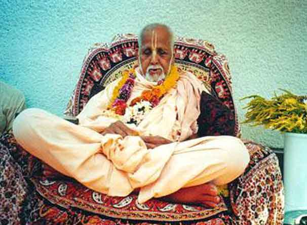 bhakti vaibhava puri goswami